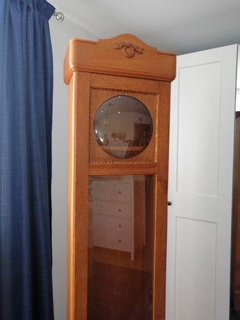Zegar Stojący Skrzynia Zegara Stojącego pod tarczę 27 cm