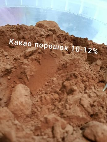 Какао порошок 10-12%