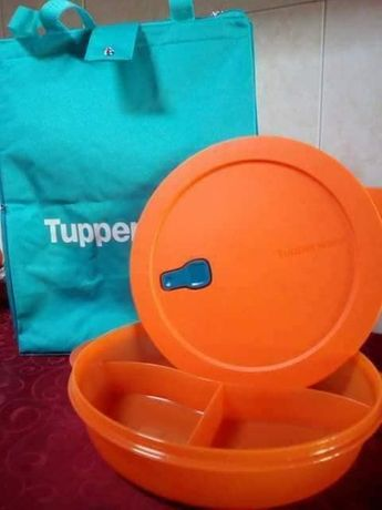 Prato para Microondas Tupperware - Super Preço