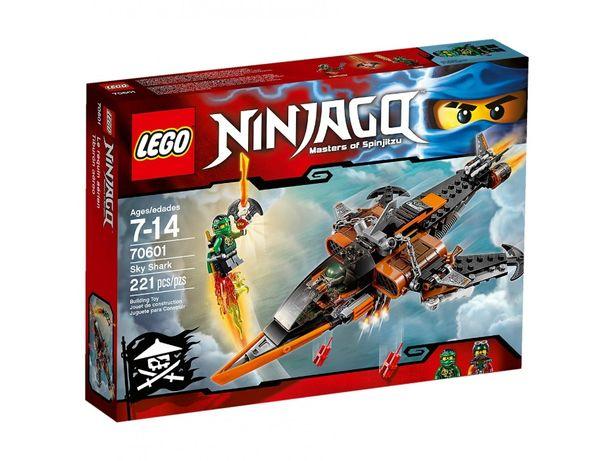 LEGO Ninjago 70601 Podniebny rekin kompletny zestaw z figurkami klocki