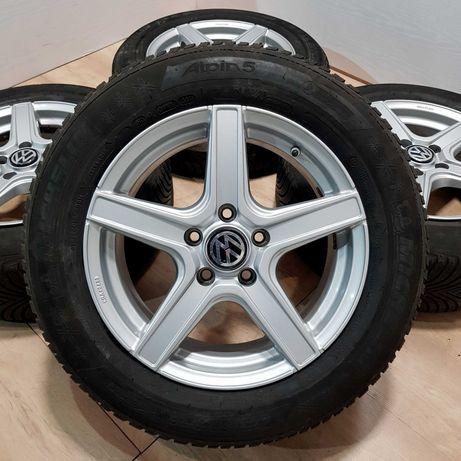 Диски VW R16 5x112 Passat Tiguan Skoda Octavia Superb Audi Seat Leon