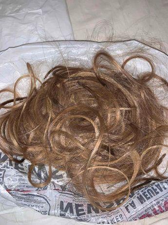 Парик, натуральные волосы для наращивания