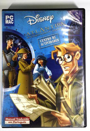 Jogo Disney p/ PC: Atlântida, o Continente Perdido