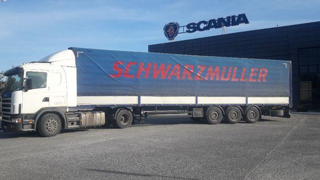 Продаю тягач Scania L124 Euro 3, 2004 г.в.,