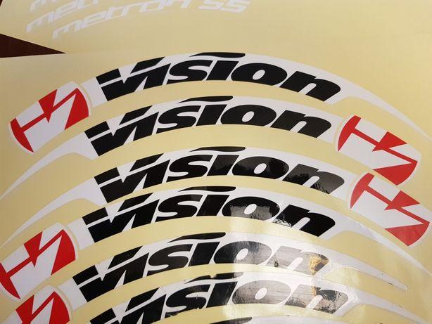 Vision Metron 55 naklejki na koła