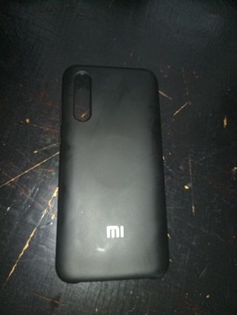 Чехол,бампер silicone case Mi9 Lite