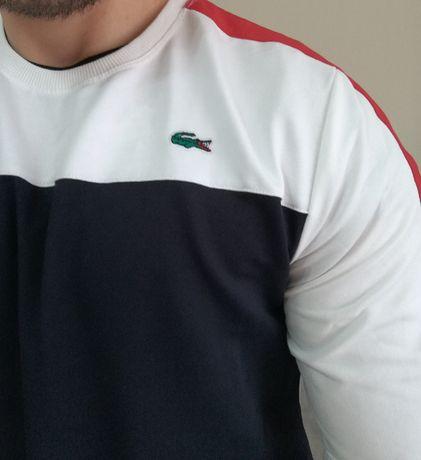 bluza lacoste dwa rozmiary