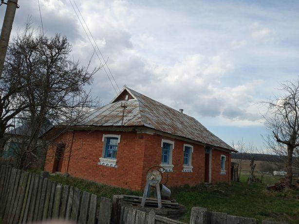 Продам будинок с.Мізяків, Калинівський район. 20км. Від Вінниці
