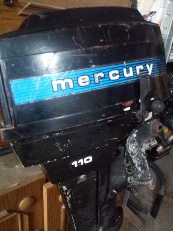Silnik spalinowy do łodzi MERCURY 110. 9.8 HP