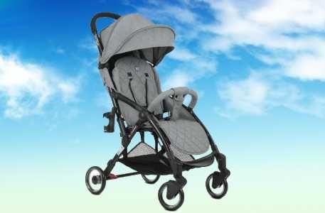 Новая легкая детская прогулочная коляска EL CAMINO разных цветов