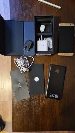 Samsung Galaxy S7 Edge sprawny, lekko popękany :)