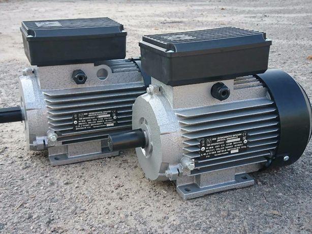 Электродвигатель, електродвигун, електромотор, 220В, 3 кВт, 4 кВт