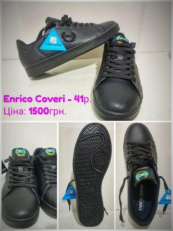Кросівки/ кроссовки Enrico Coveri 41 розмір. Нові!