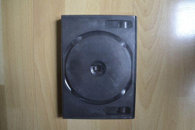 Pudełko do płyt DVD, CD, BLU-RAY, miejsce na dwa CD.
