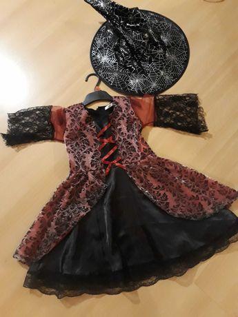 Strój czarownicy na bal