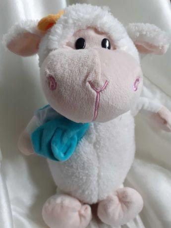 Kup misia na święta piekna maskotka owieczka