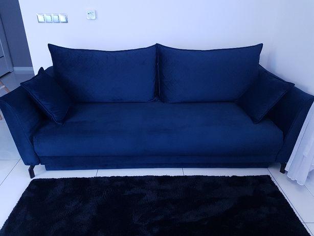 Nowoczesna sofa rozkładana