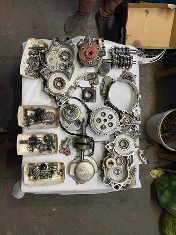 Silnik ktm sx 85 cały na części