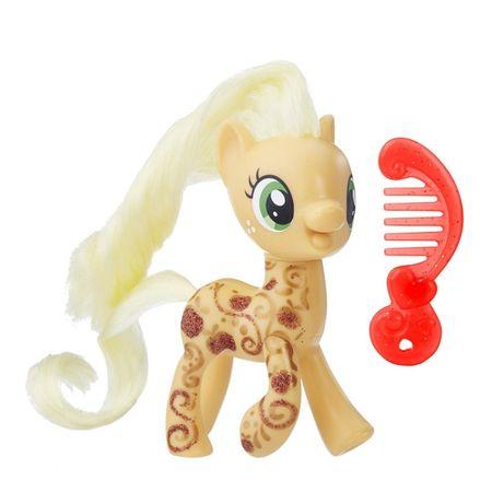 Фигурка пони Эплджек 8см Hasbro My Little Pony Applejack