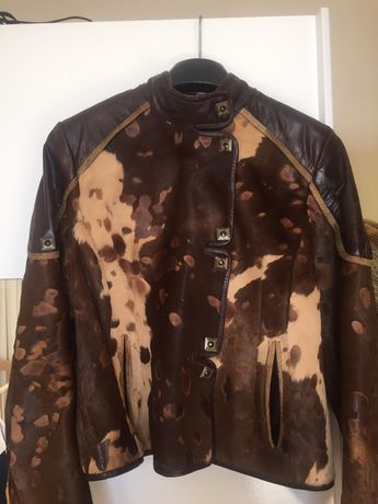 Куртка женская кожа натуральная 48-50