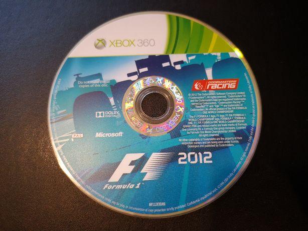 F1 Formula 1 2012 Xbox360
