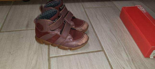 Ботинки осенние Кожа!!!