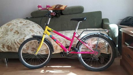 Продам дитячий горний велосипед