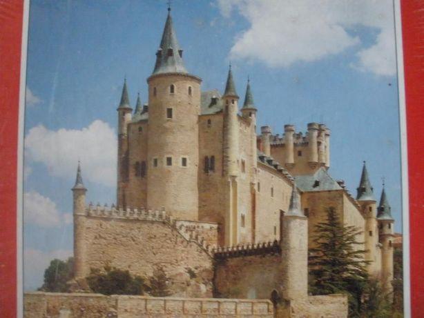 """Пазлы """"Замок"""" фирмы Сastor -1500 шт.68 х 47 см. запечатанная коробка"""