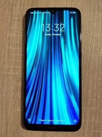 Nowy Xiaomi Redmi Note 8T 4/64GB Czarny, 2 lata gwarancji