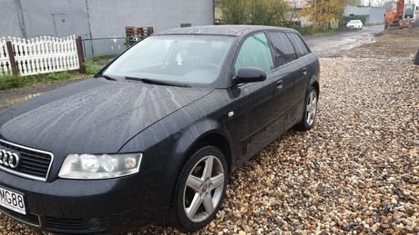Audi A4 1,9 TDI.