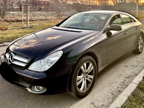 Mercedes CLS 320CDI LIFT Zamiana///Zamienie