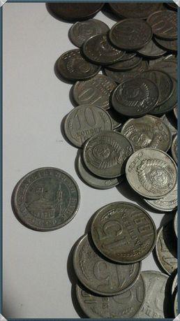 Коллекция монет советы, советские  1961-1991 года