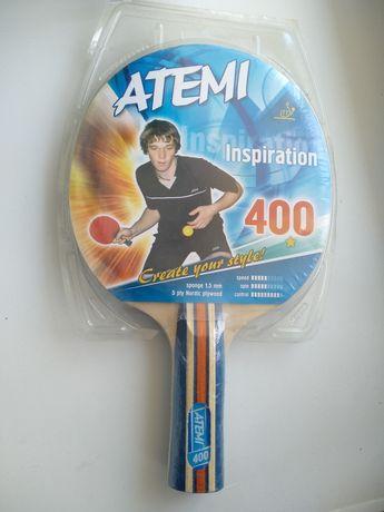 Рекетка настольный теннис Atemi 400
