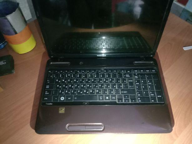 Продам ноутбук (нерабочий )