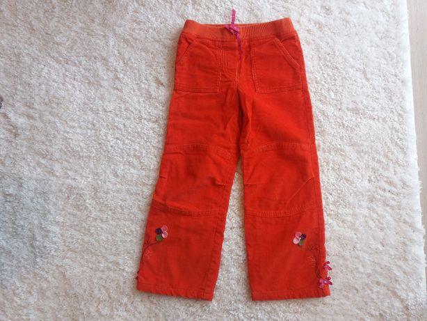 Spodnie sztruksowe z podszewką z 5-10-15