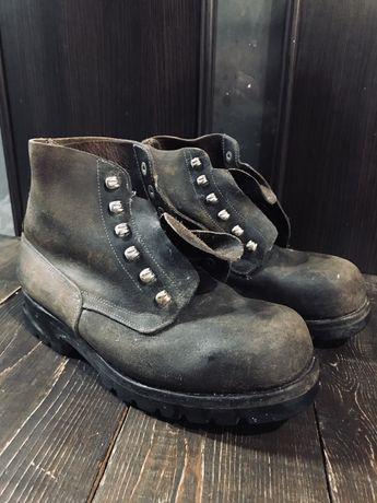 Брендовые Швейцарские ботинки, спецобувь Bally