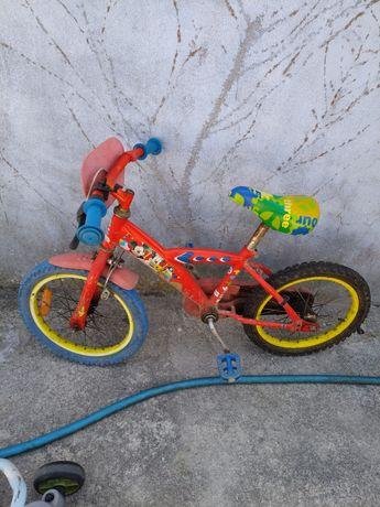 Bicicleta runride e trotinete