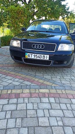 Машина  AUDI A 6