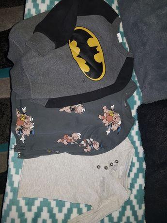 Ubranka dla chłopca 98cm