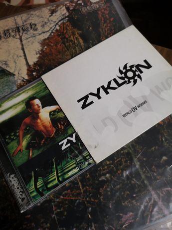 Zycklon - World ov Worms CD
