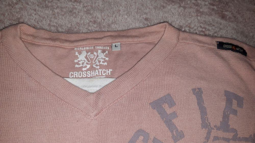 Sweterek męski CrossHatch Ostrzeszów - image 1