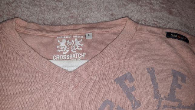Sweterek męski CrossHatch