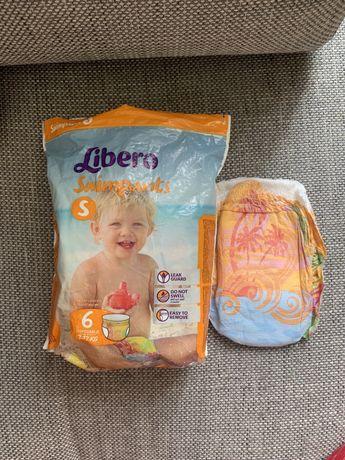 Подгузники для бассейна Libero 7-12 кг