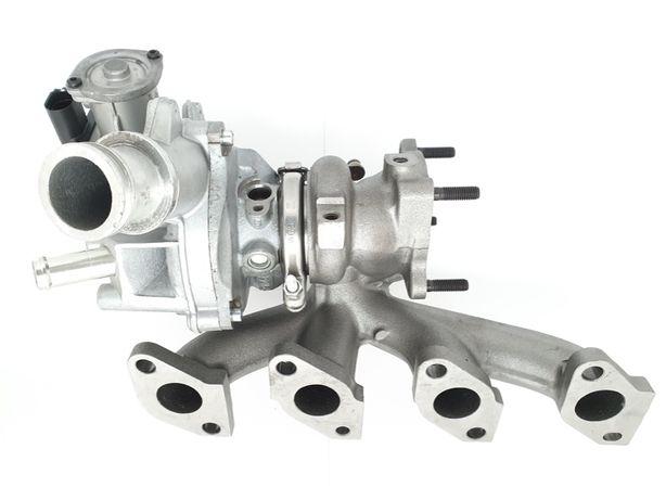 Nowa Turbosprężarka,Turbina VW,AUDI,SKODA,SEAT 1.2 TSI 03F145701H