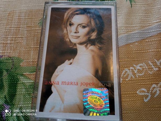 Anna Maria Jopek -Bosa. Kaseta magnetofonowa