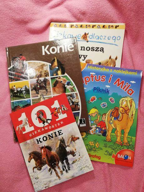 Książki o koniach dla dzieci