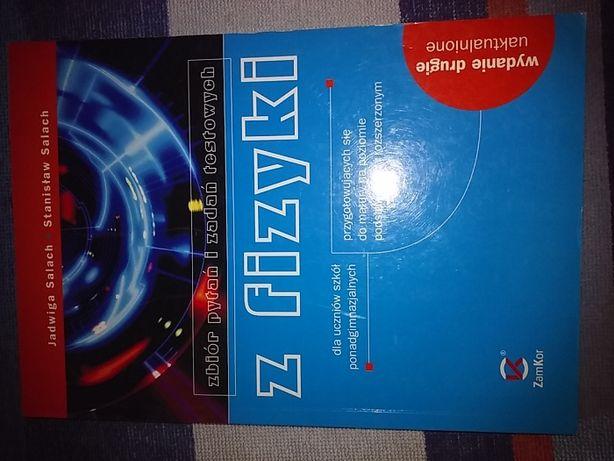 Zbiór pytań i zadań testowych J. S. Salach ZamKor nowe wydanie