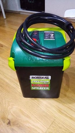 Urządzenie do malowania opryskiwania bejcowania RONSEAL 5l baterie