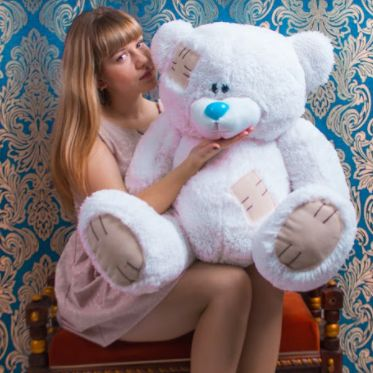 Красивые мишки на подарок! Плюшевый мишка, панда, медведь, супер цена!