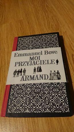 E. Bove Moi przyjaciele Armand